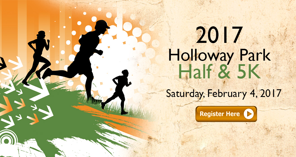 Third Annual Holloway Park Half & 5K